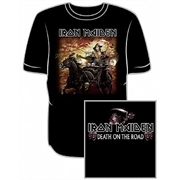 Camiseta Iron Maiden - Death On The Road
